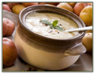 Baked Potato Cheese Soup #10 Can