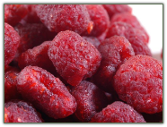 Freeze Dried Whole Raspberries #2.5 can