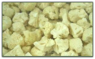 Freeze Dried Cauliflower Pearls #10 can