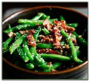 Freeze Dried Green Beans #2.5 can