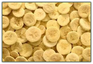Freeze Dried Sliced Bananas #2.5 can