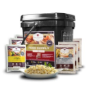84 Serving Breakfast and Entr�e Grab and Go Food Kit