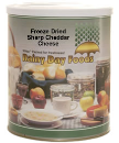 Freeze Dried Sharp Cheddar Cheese #2.5 can