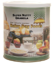 Super Nutty Granola #10 can