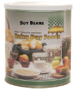 Soy Beans #10 can