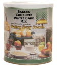Bakers Complete White Cake Mix #10 can