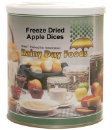 Freeze Dried Apple Dices #10 can