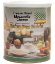 Freeze Dried Mozzarella Cheese #10 can