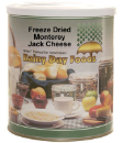 Freeze Dried Monterey Jack Cheese #10 can