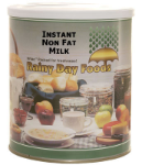 Instant Non Fat Milk #10 can