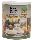 Dutch Baking Cocoa #2.5 can