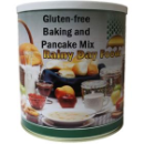 Baking and Pancake Mix #10 can