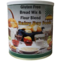 Gluten Free Bread Mix and Flour Blend #10 can