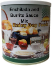 Enchilada and Burrito Sauce #2.5 can
