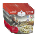 Savory Stroganoff Outdoor Meal 6 Pk