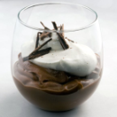 Instant Chocolate Pudding #10 can