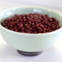 Natural Adzuki Beans#10 can