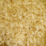 Par Boiled Rice #10 can